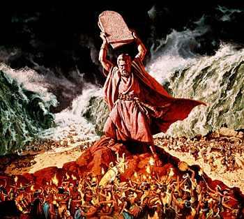 Histoire cours juda sime christianisme 602 lastel - Les tables des 10 commandements ...